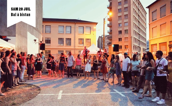 Festival Mazagrand'évenement Lyon graphisme